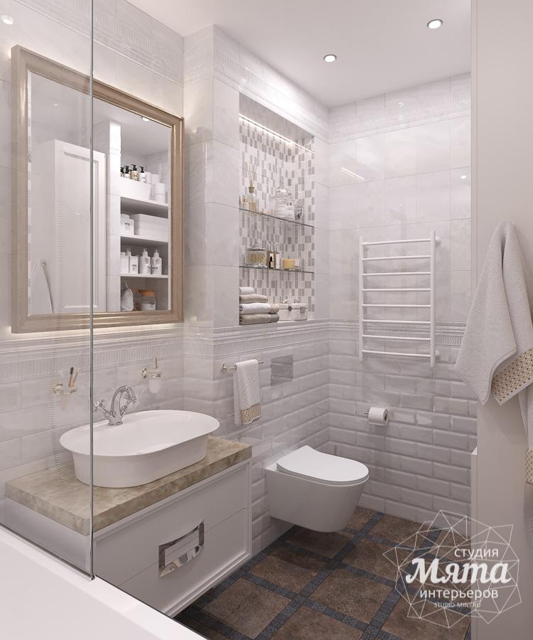 Дизайн интерьера двухкомнатной квартиры ЖК Ольховский парк img1670368193