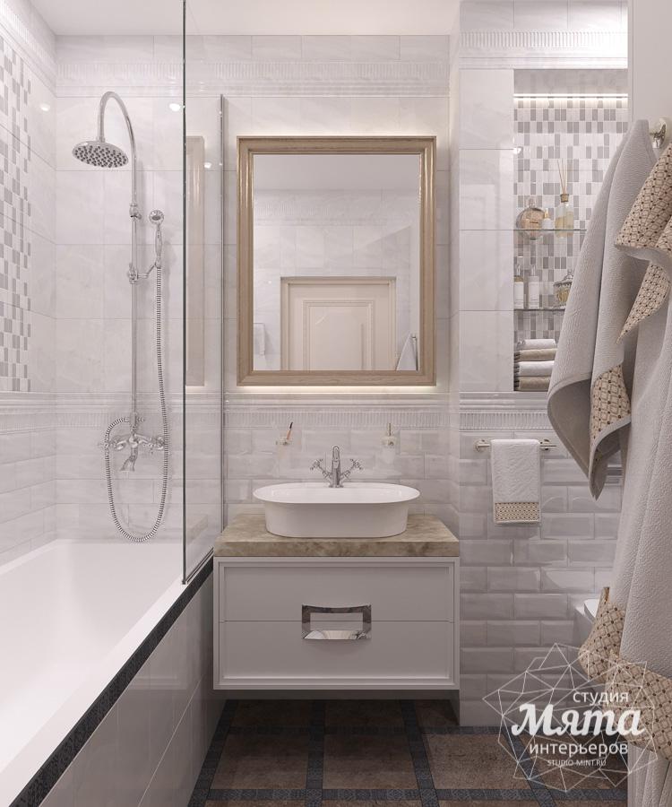 Дизайн интерьера двухкомнатной квартиры ЖК Ольховский парк img1956369633
