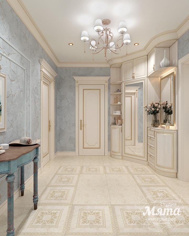 Дизайн интерьера двухкомнатной квартиры ЖК Ольховский парк img910361592