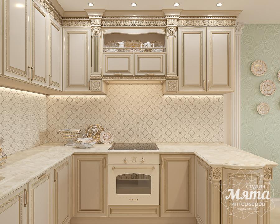 Дизайн интерьера двухкомнатной квартиры ЖК Ольховский парк img2007012274