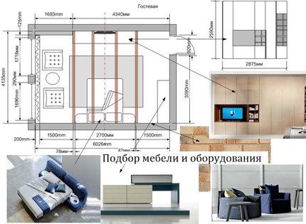 Подбор мебели и оборудования  Екатеринбург img1385351729