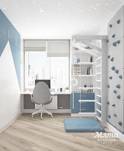 Дизайн интерьера двухкомнатной квартиры ЖК Лучи в Москве img1677130568