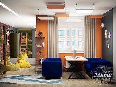 Дизайн интерьера однокомнатной квартиры ЖК Вернисаж img407795395